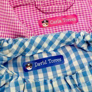 etiquetas para ropa pequeas wizzard es c 300x300 - Vuelta al cole, como etiquetar las pertenencias de nuestros peques.