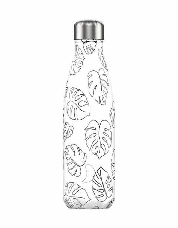 botella-para-agua-chillys-hojas-wearekiddys