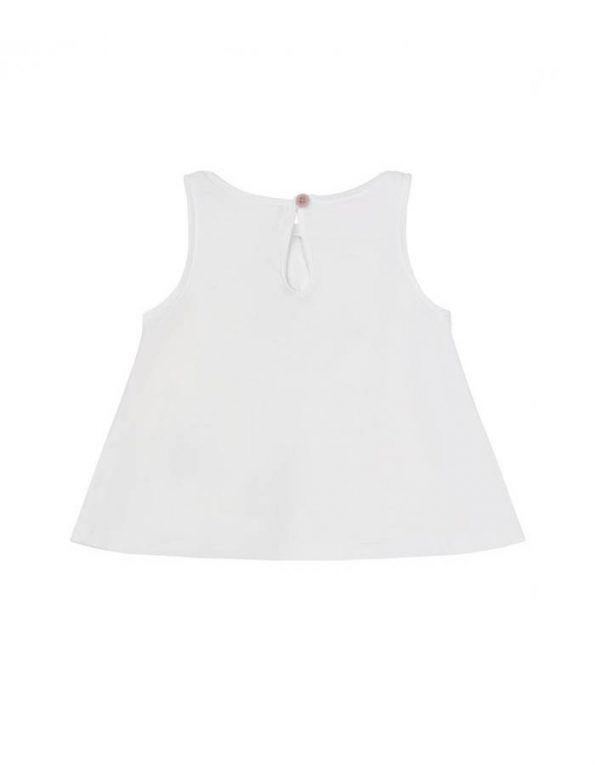 camiseta babyclic tirantes face nude wearekiddys 2