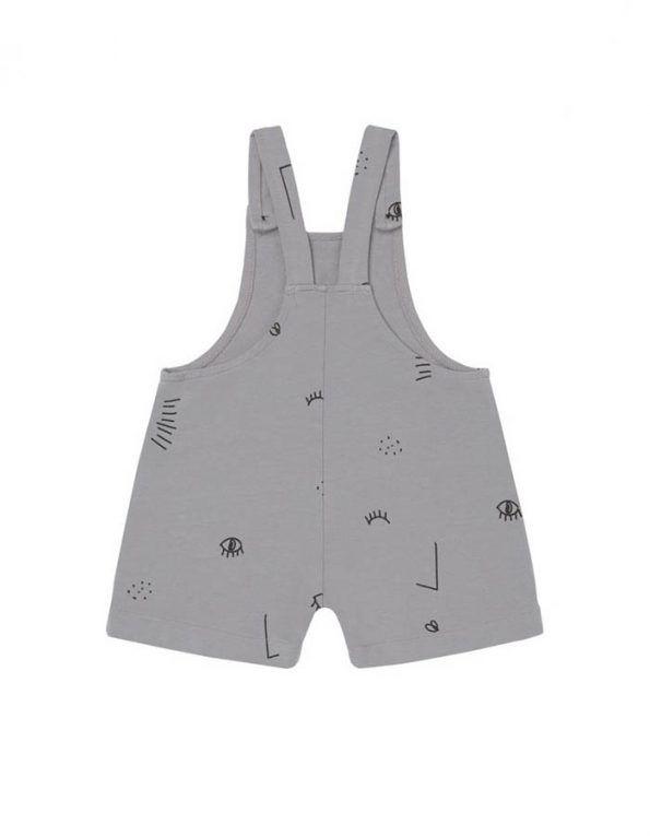 peto corto babyclic modelo twin gris wearekiddys 2
