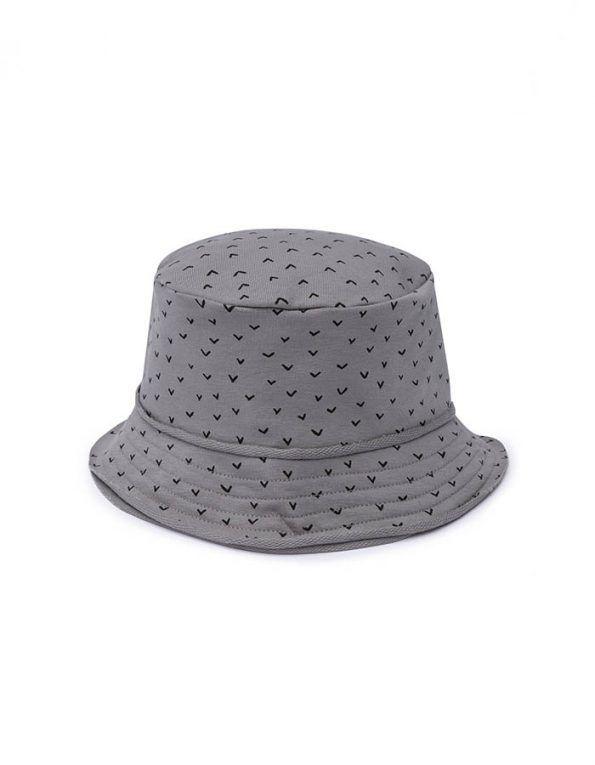 gorro-verano-bits-gris-baby-clic-wearekiddys
