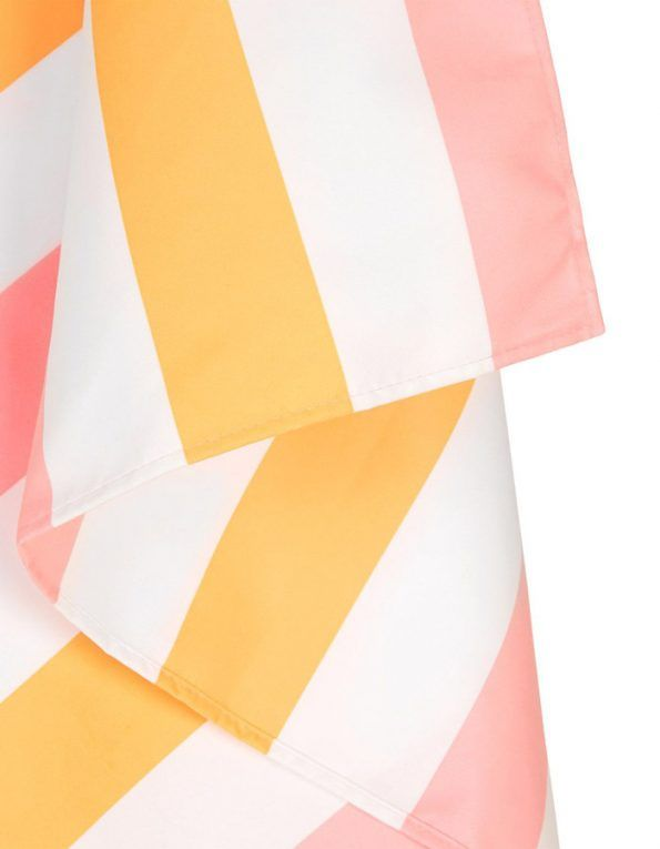 toalla playa microfibra rosa coral wearekiddys b