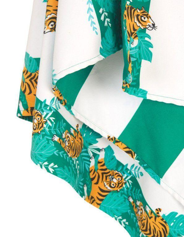 toalla playa microfibra tigres wearekiddys b
