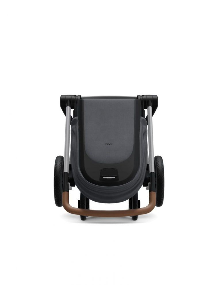 Coche de paseo Joolz Hub + capazo y silla GORGEOUS GREY