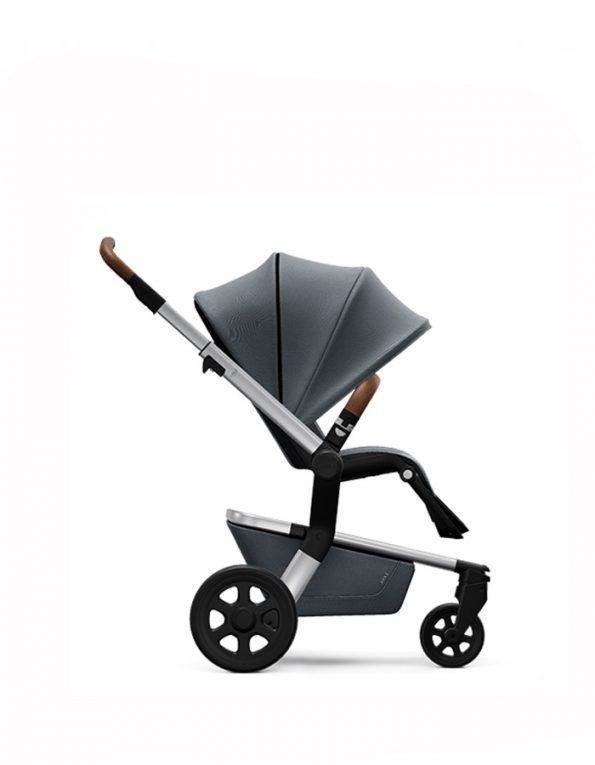 cochecito-paseo-joolz-hub-gorgeous-grey-capazo