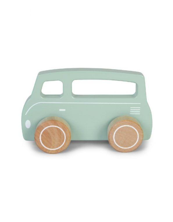 caravana verde little dutch