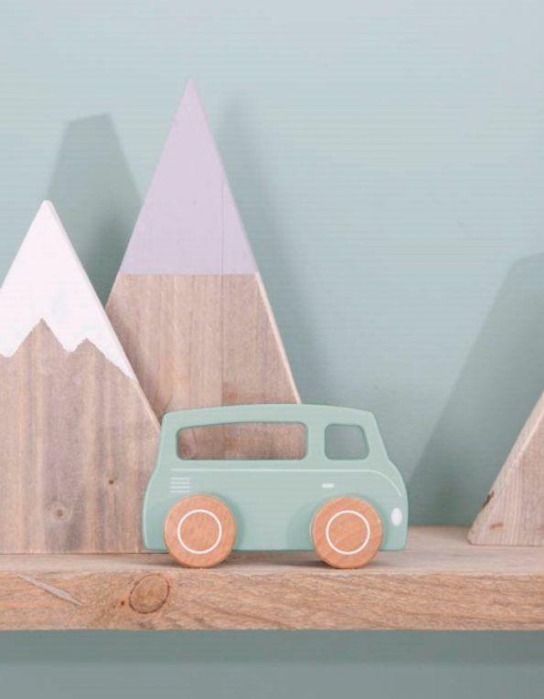 caravana verde little dutch b