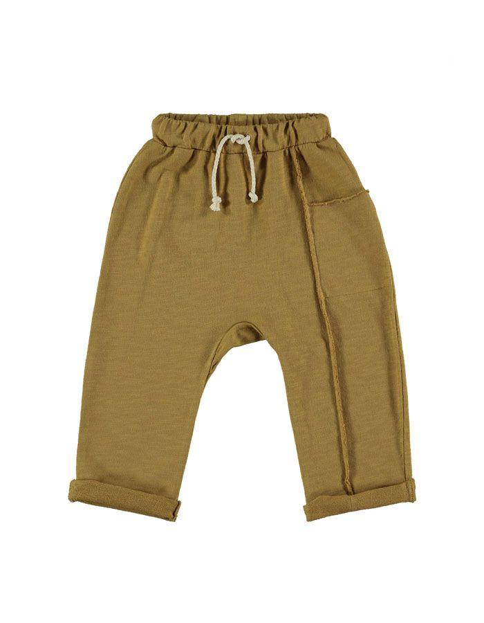 Pantalón Nico ocre baby clic