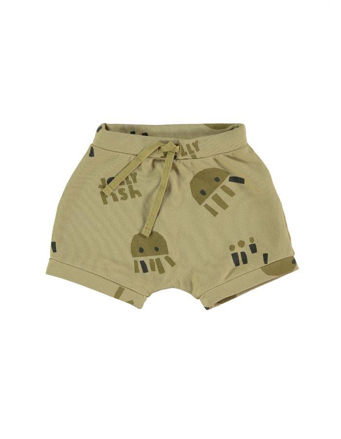 Shorts modelo Sea Life de baby clic