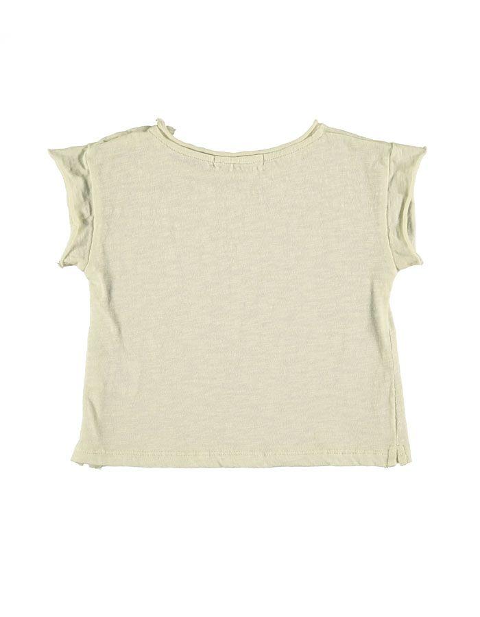 camiseta modelo ivory baby clic b