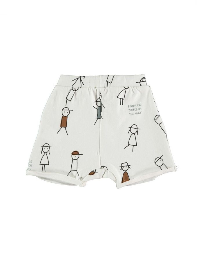 Shorts modelo nice people baby clic