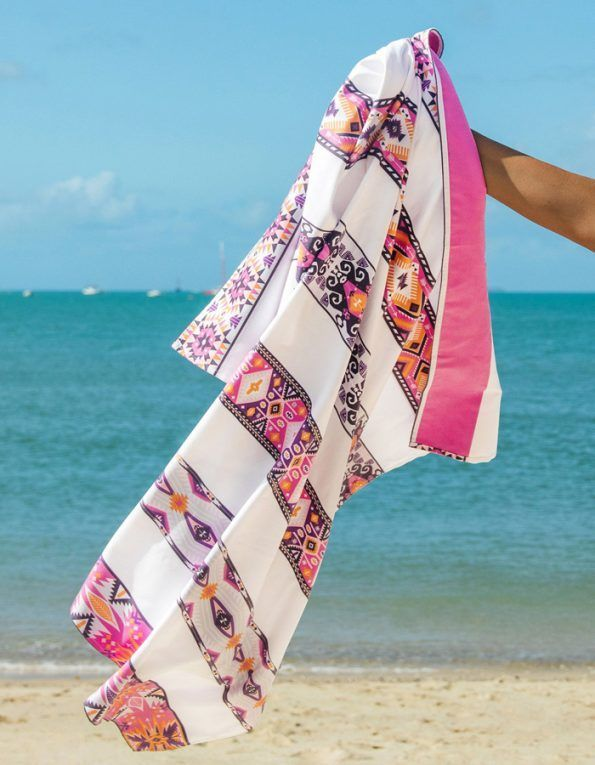 toalla playa microfibra bohemian wearekiddys