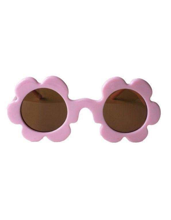 Gafas-de-Sol-Daisy-rosa-solido-Wearekiddys