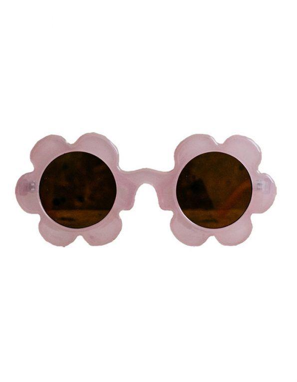 Gafas-de-Sol-Daisy-rosa-transparente-Wearekiddys