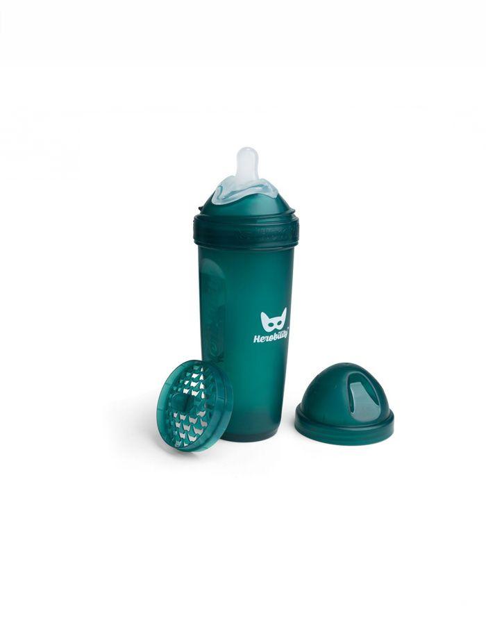 biberón-HeroBottle-340-ml-dark green-wearekiddys