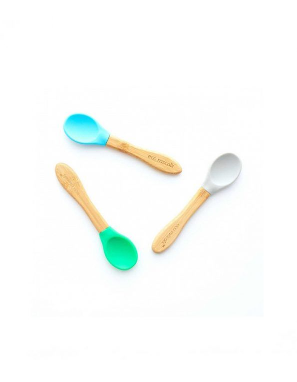 cucharas-bamboo-azul-verde-gris-de-eco-rascals-wearekiddys
