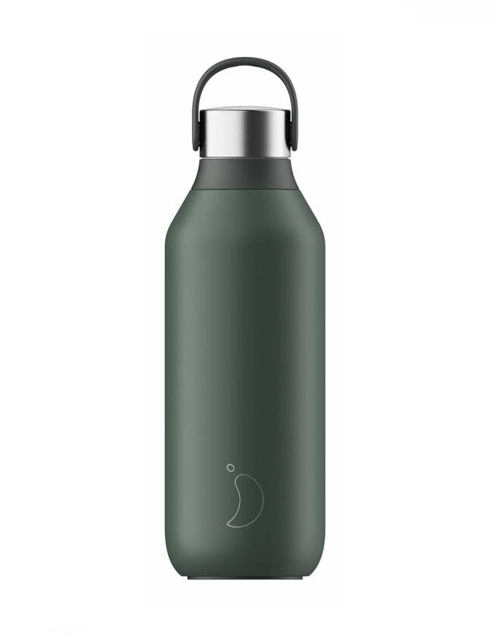 Botella termica Chillys serie S2 500ml pine green