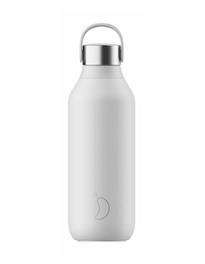 Botella termica Chillys serie S2 500ml white